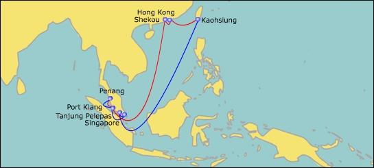长荣强化东南亚服务网